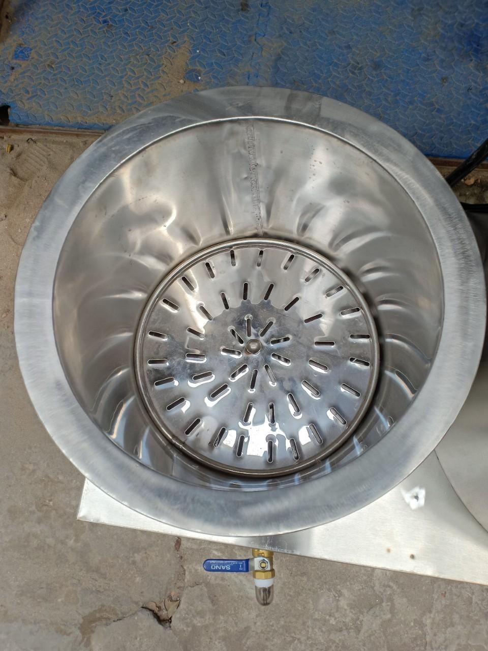 Nồi chần bánh phở 20L - 30L - 40L loại Inox 304