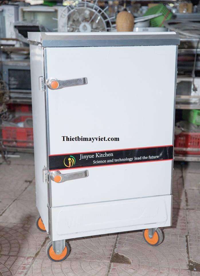 Tủ cơm CN dùng điện 8 khay