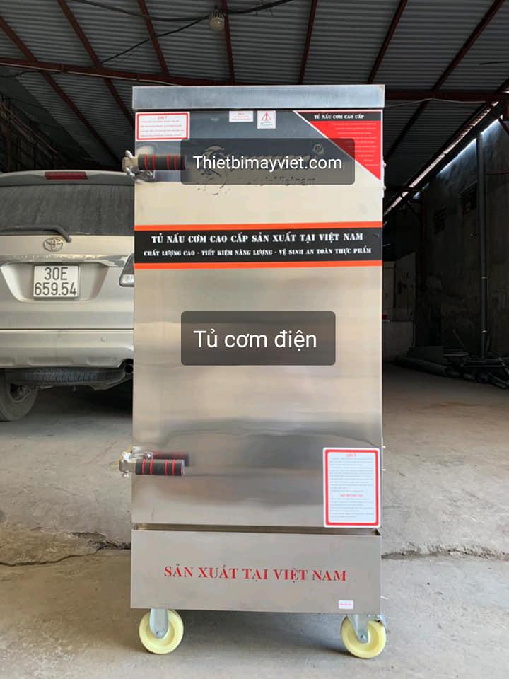 Tủ cơm điện công nghiệp Việt Nam