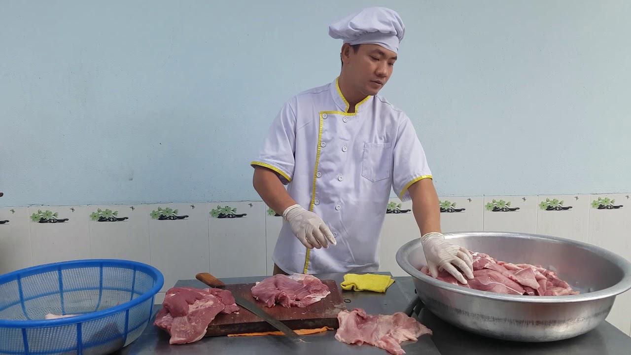 Gia vị tẩm ướp thịt Doner kebab
