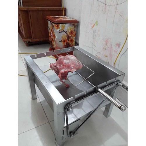 Bếp nướng mini 5 xiên
