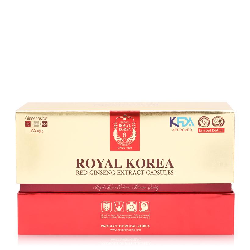 Viên nhộng tinh chất Hồng sâm ROYAL KOREA
