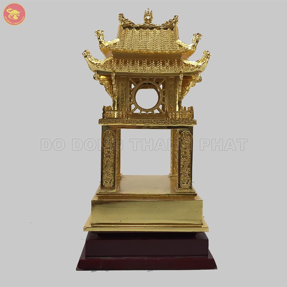 Khuê Văn Các quà tặng bằng đồng mạ vàng 24k