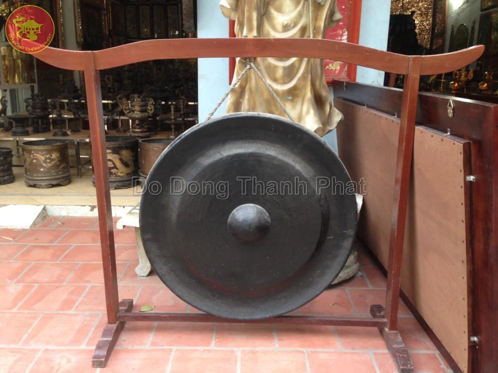 Cồng chiêng bằng đồng đường kính 80 cm