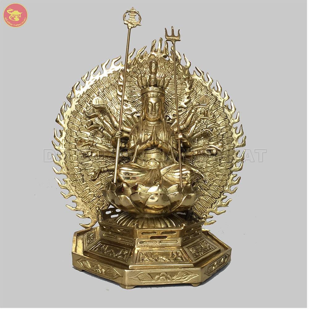 Địa chỉ bán tượng Phật Quán Thế Âm Nghìn Mắt Nghìn Tay đẹp uy tín tại Hà Nội, Đà Nẵng, HCM