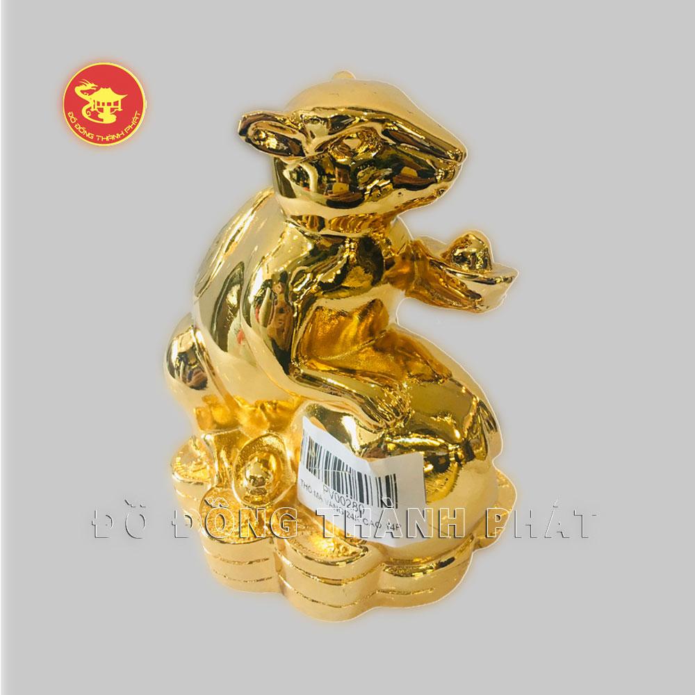Linh vật phong thủy tuổi tý bằng đồng