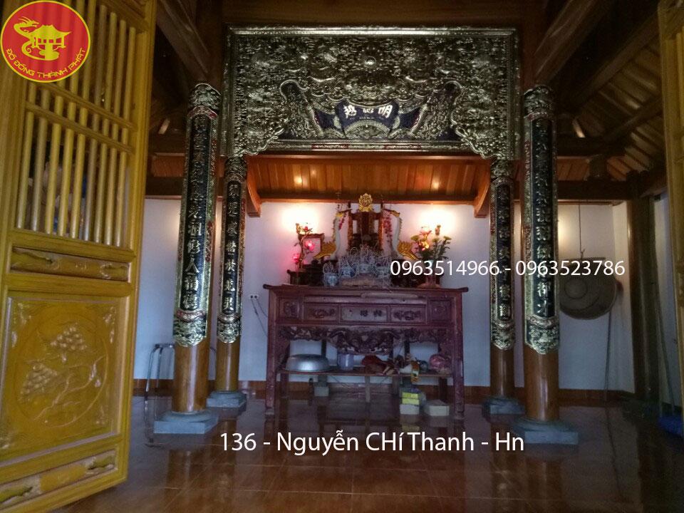 Bộ Cửa Võng Đồng tại Nghệ An