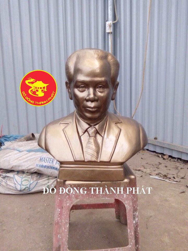 Địa chỉ Đúc Tượng Chân Dung Đồng Bán Thân đẹp uy tín tại Hà Nội, Đà Nẵng, HCM
