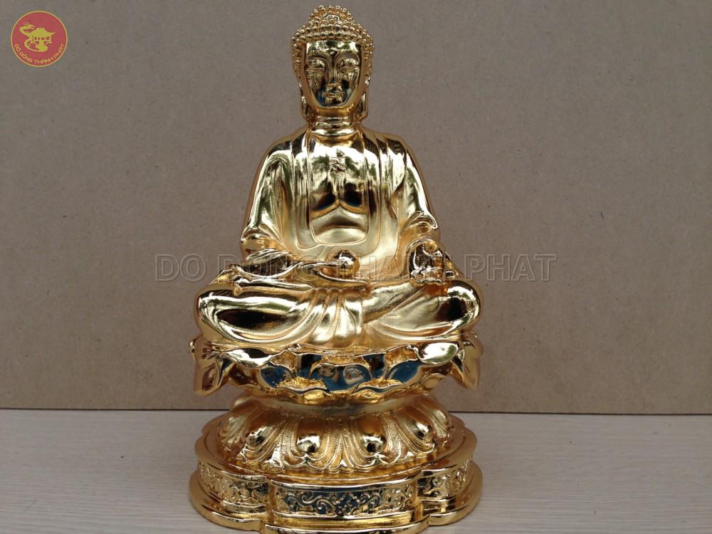 Tượng đồng vàng A Di Đà đẹp| Địa chỉ bán tượng phật uy tín tại Hà Nội, Đà Nẵng, HCM