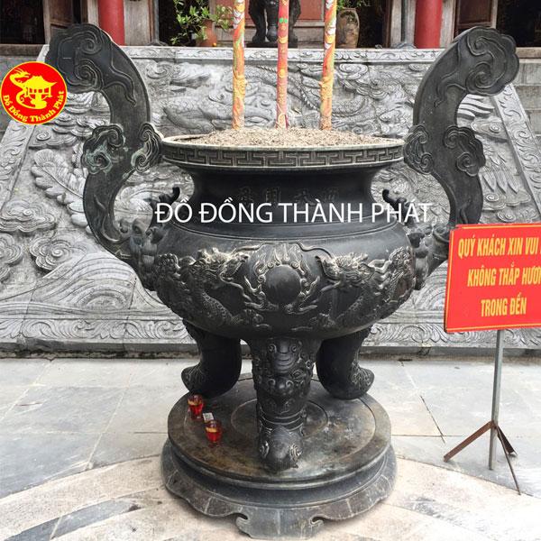 Địa Chỉ Đúc Lư Hương Thờ Cúng Bằng Đồng Đẹp Uy Tín Tại Hà Nội, Đà Nẵng, HCM