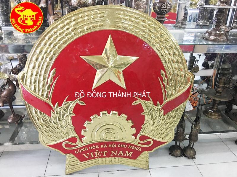 Quốc Huy Bằng Đồng