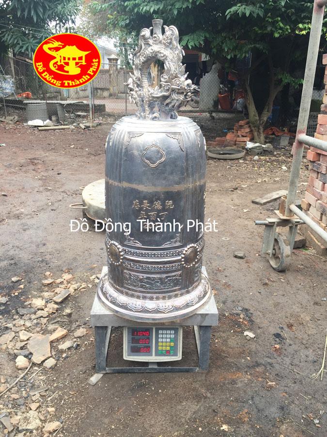 Quy trình Đúc Chuông Đại Hồng Chung cho chùa Nôm