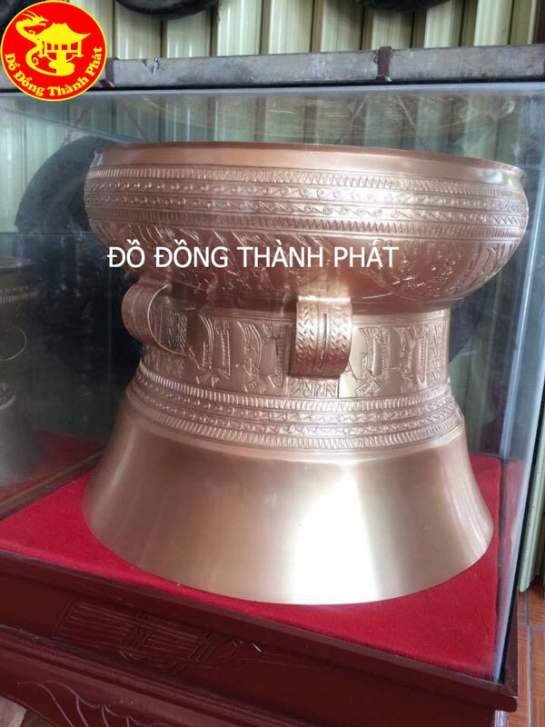 Trống Đồng Đồng Sơn- Đúc Đồng Đẹp