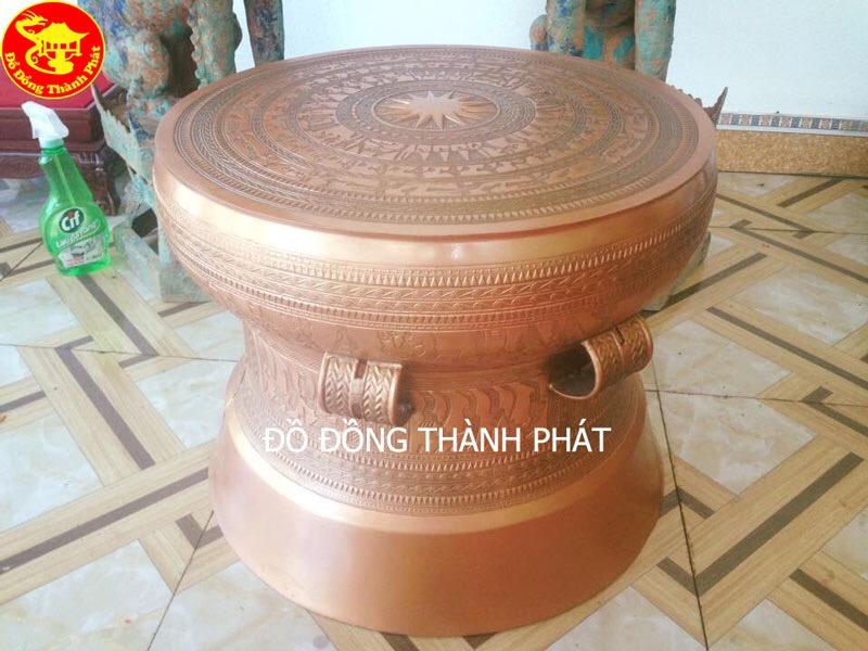 Quà Tặng Bằng Đồng - Trống Đồng Đông Sơn