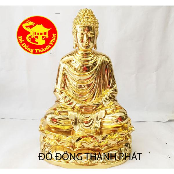 Tượng Đồng Bổn Sư Thích Ca Mâu Ni Mạ Vàng| Địa Chỉ Bán Tượng Phật Uy Tín Tại Hà Nội, Đà Nẵng, HCM