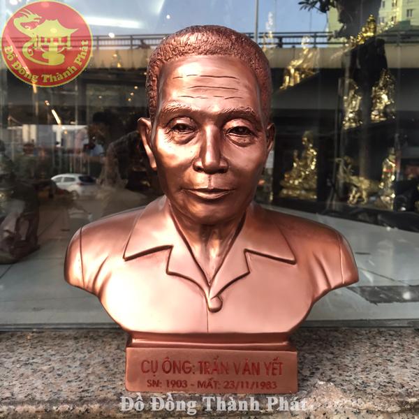Cơ sở nhận đúc tượng chân dung theo yêu cầu khách hàng tại Hà Nội
