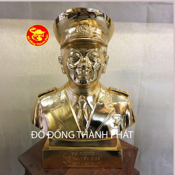Tượng Đồng Đại Tướng Võ Nguyên Giáp| Địa Chỉ Bán Tượng Đồng Tại Hà Nội