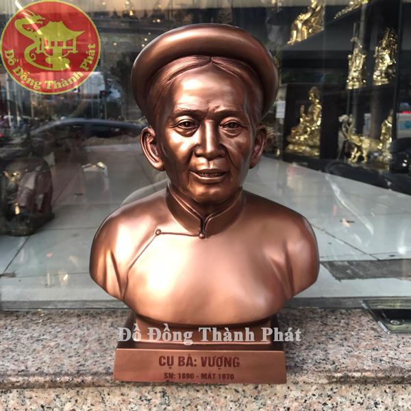 Cơ Sở Đúc Tượng Chân Dung Bằng Đồng Tại Sài Gòn