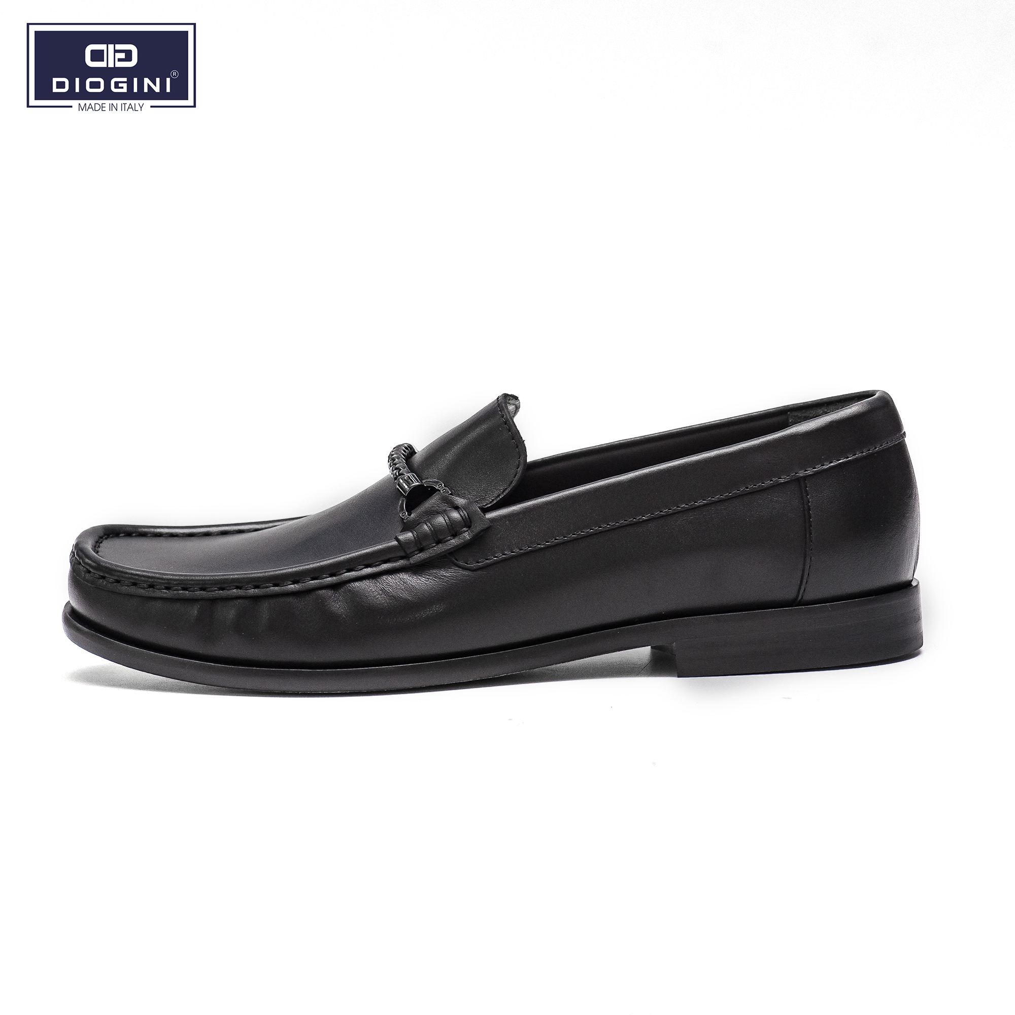 GIÀY DA LOAFER NAM CAO CẤP MADE IN ITALY MORELLI 10458N