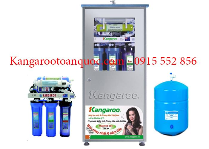 Máy lọc nước Kangaroo chính hãng cao cấp số 1 tại Việt Nam