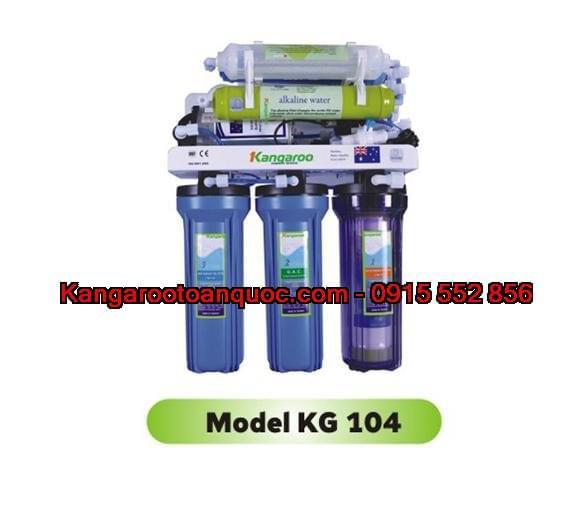 Máy lọc nước Kangaroo là sản phẩm được ưa chuông nhất hiện nay
