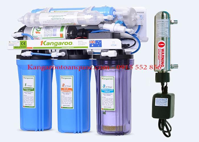 Kangaroo Toàn Quốc là đại lý máy lọc nước Kangaroo chính hãng tại Hà Nội
