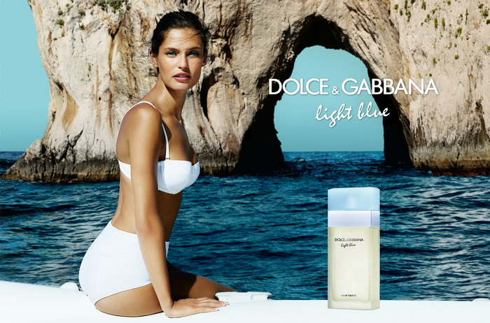 Nuoc hoa that Dolce & Gabbana Light Blue