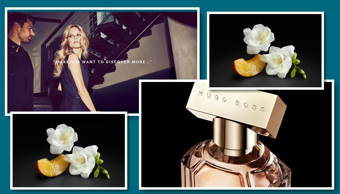 Nuoc hoa nu Hugo Boss Scent for Her