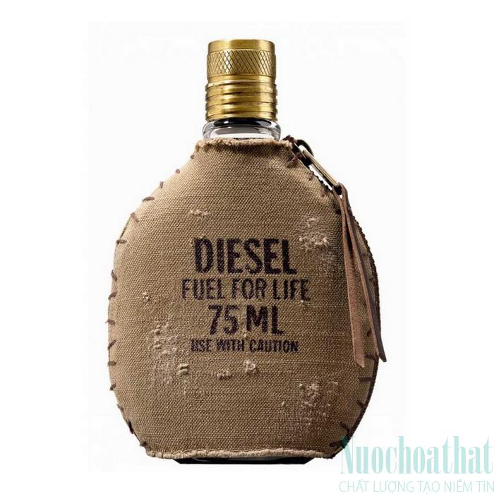 Diesel Fuel for Life Homme Eau...