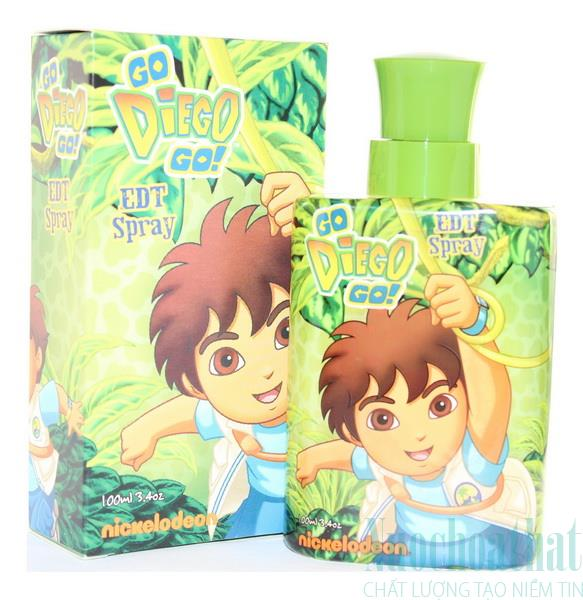 Nikelodeon Go Diego For Boys Eau...