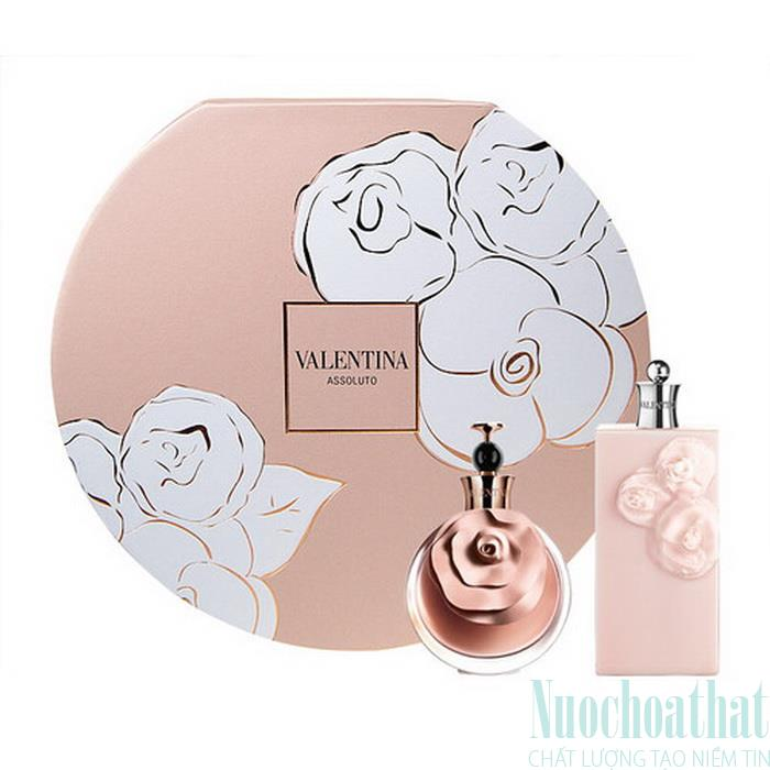 Bộ quà tặng VALENTINO Valentina Assoluto...