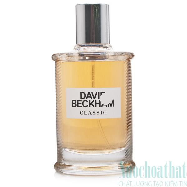 David Beckham Classic Eau de Toillete...
