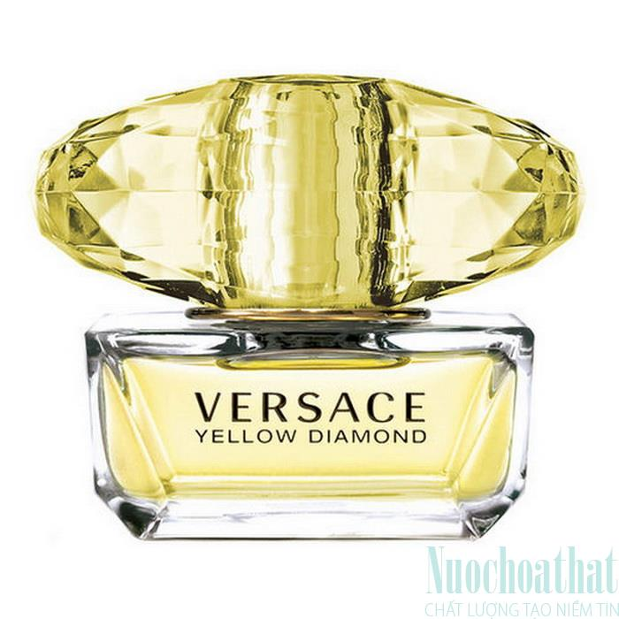 Versace Yellow Diamond Eau de Toillete...