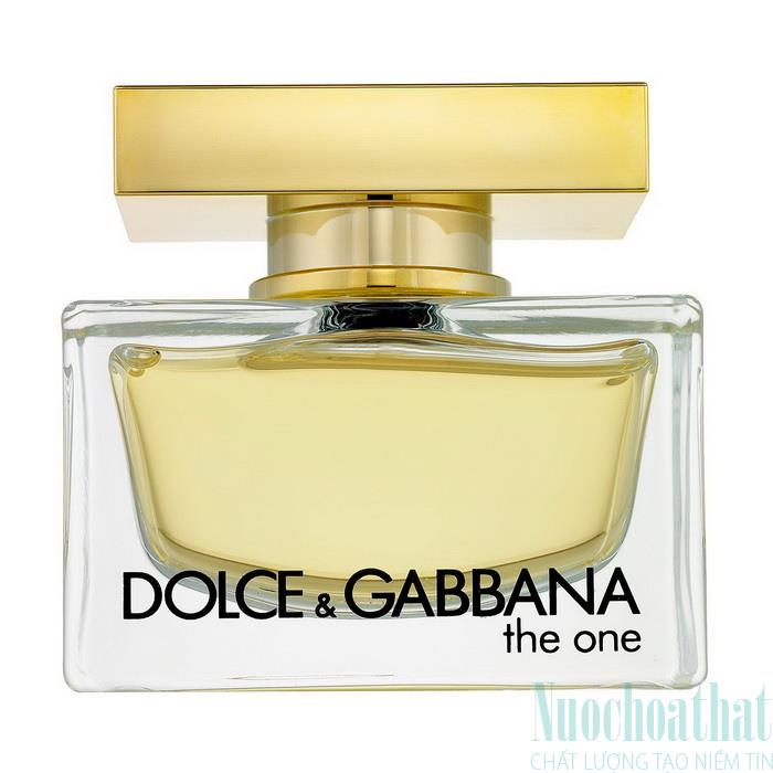 Dolce & Gabbana The One Eau...