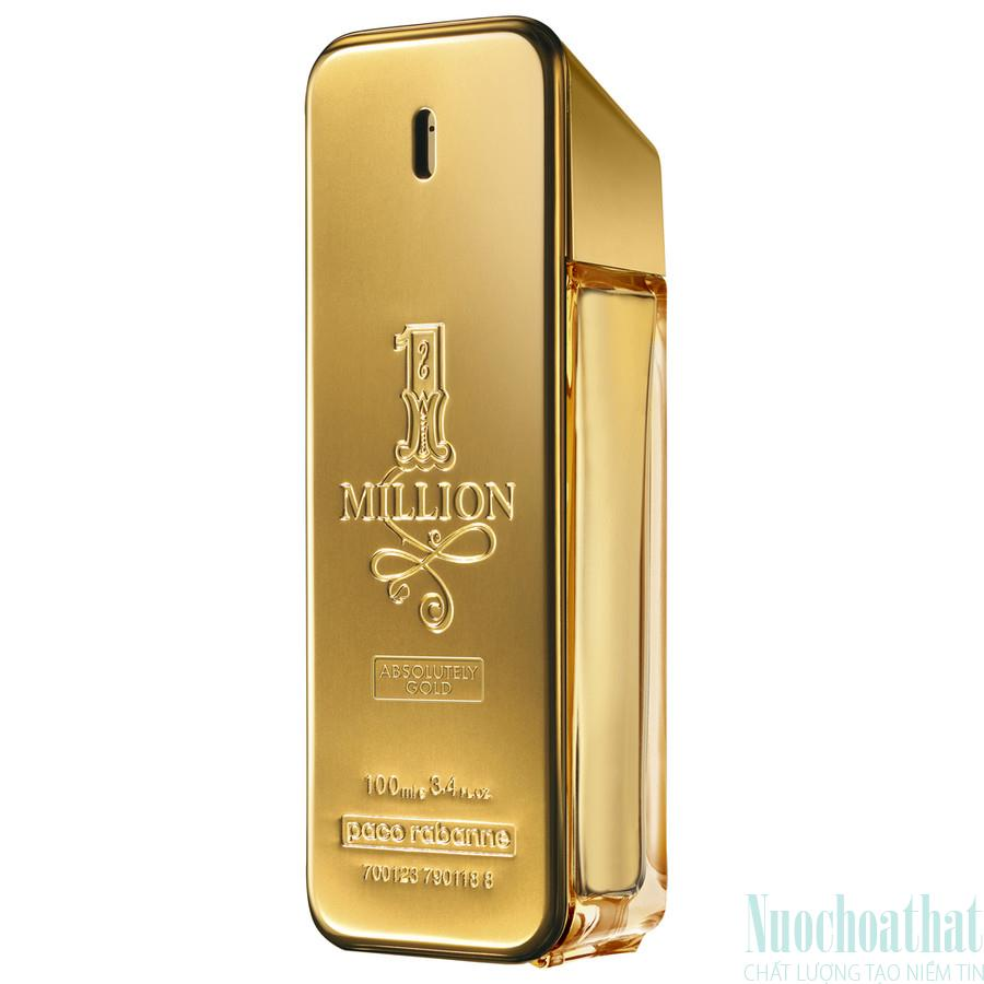 Paco Rabanne 1 Million Absolutely Gold...