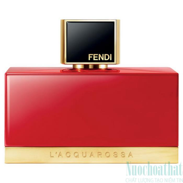 Fendi L'Acquarossa Eau de Parfum 75ml