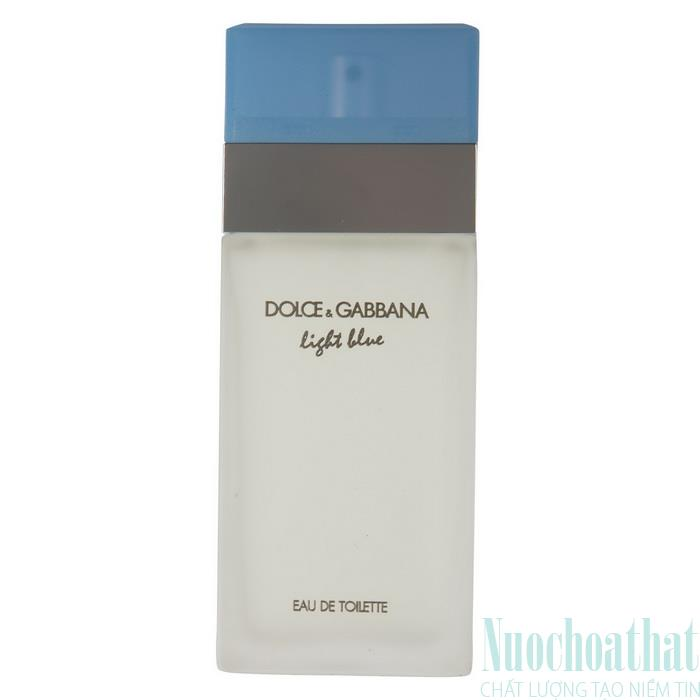 Dolce & Gabbana Light Blue Eau...