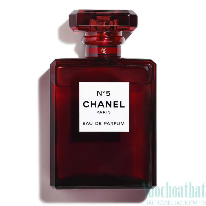 Chanel N°5 Red Eau de Parfum...
