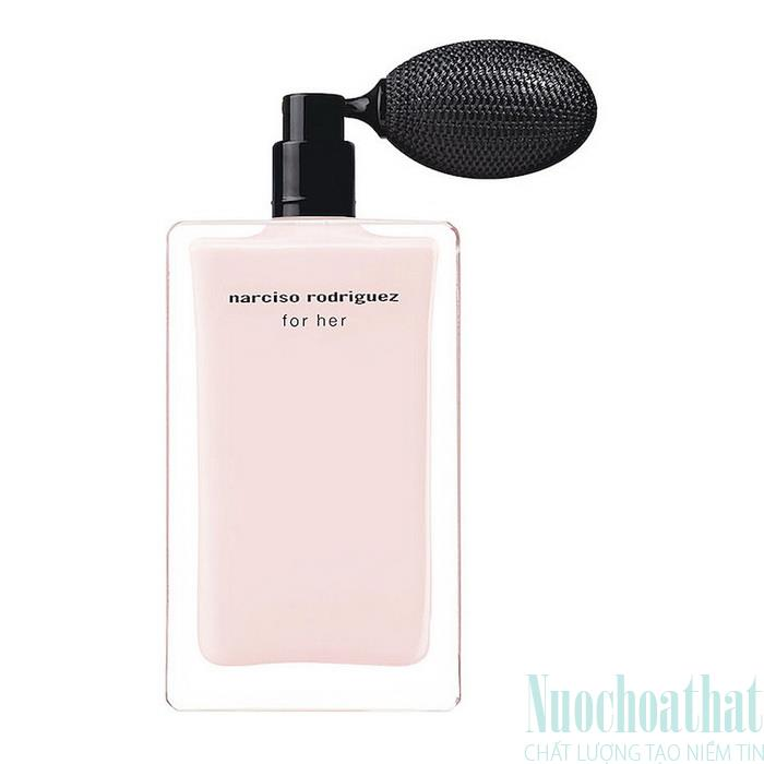 Narciso Rodriguez For Her with Atomizer...