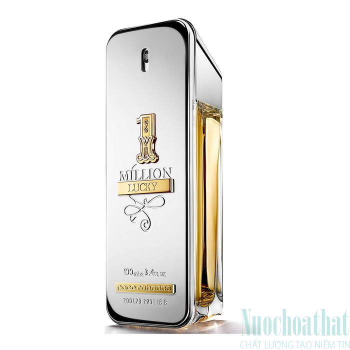 Paco Rabanne 1 Million Lucky Eau...