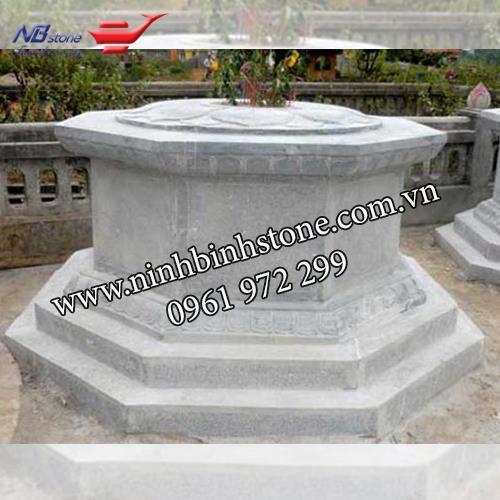 Mẫu Mộ Lục Lăng Bằng Đá NBLL02