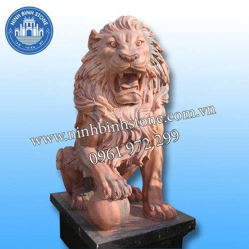 Sư tử đá 021