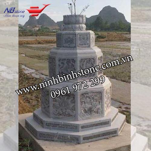 Mẫu Mộ Lục Lăng Bằng Đá NBLL03