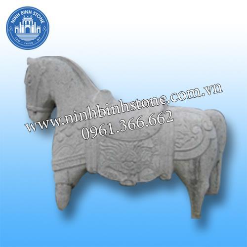 Ngựa đá 017