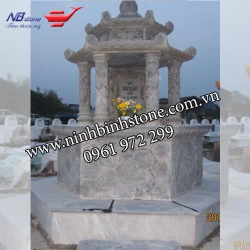 Mẫu Mộ Lục Lăng Bằng Đá NBLL04