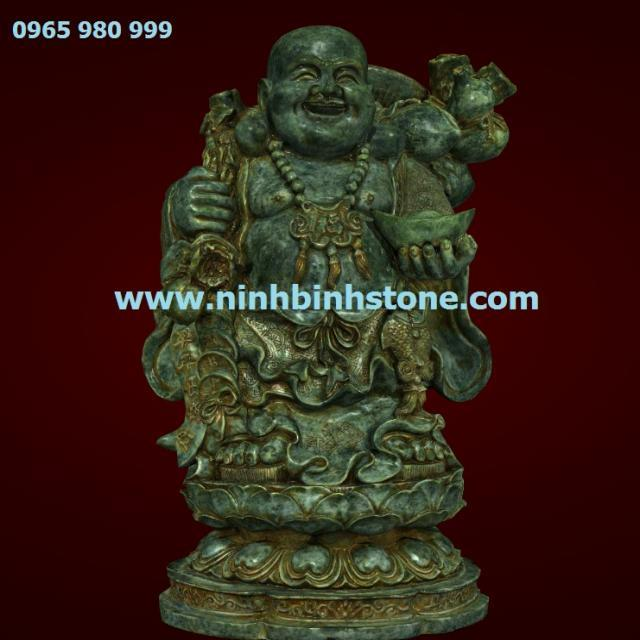 Tượng Đá Phật Di Lặc NBS-PDL01