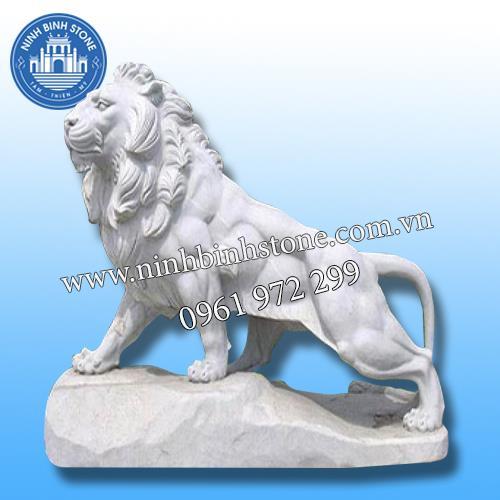 Sư tử đá 022