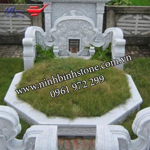 Mẫu Mộ Lục Lăng Bằng Đá NBLL05