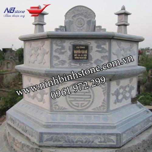 Mẫu Mộ Lục Lăng Bằng Đá NBLL06