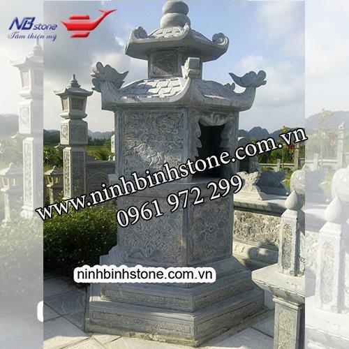 Mẫu Mộ Lục Lăng Bằng Đá NBLL07